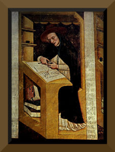Monaco domenicano, 1342