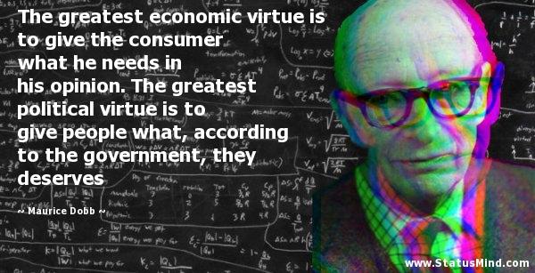 Le ragioni del capitalismo